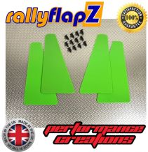 UNIVERSAL MINIFLAPZ  / SPLASH GUARDS - ULTIMATE GREEN